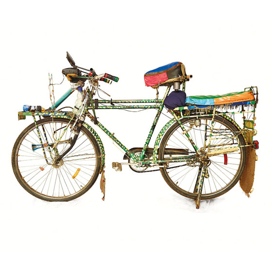 Safari Journal / Blog by Safari Fusion | Kenya's boda-boda taxis | Traditional and colourful bike transportation in East Africa