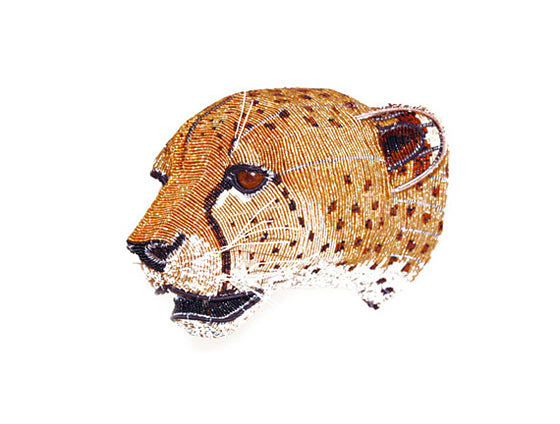 afari Journal / Blog by Safari Fusion | The lion sleeps tonight | Admiring the talent of South Africa's leading bead artists | Bead Cheetah