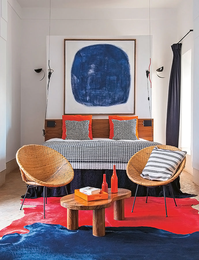 Safari Journal / Blog by Safari Fusion | Modernist riad | Marrakech, Morocco