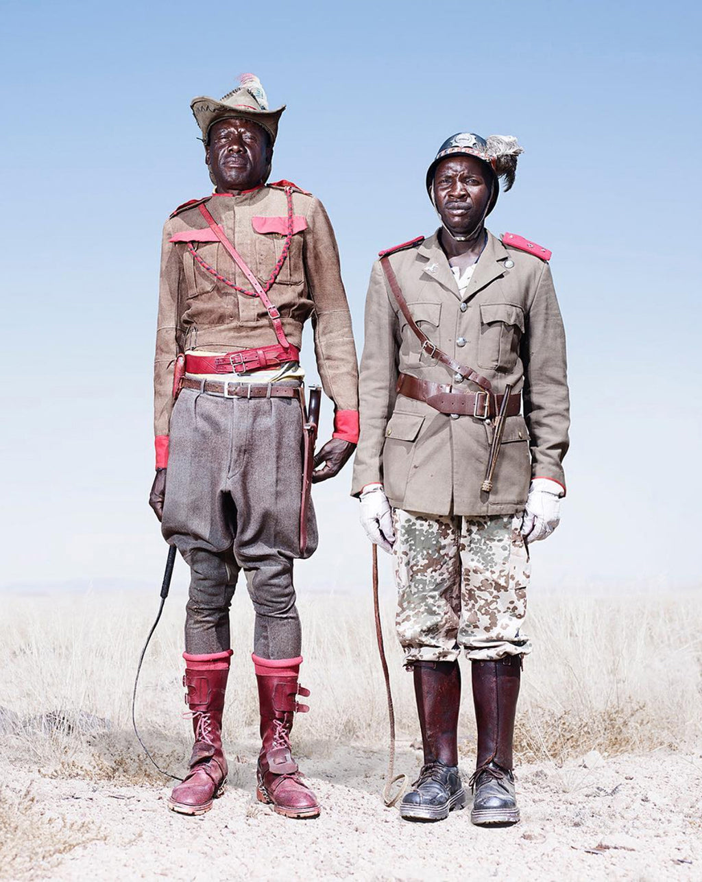 Safari Journal / Blog by Safari Fusion | Victorian style of Namibia | Beautiful imagery of Namibia's Herero people captured by artistic photographer Jim Naughten