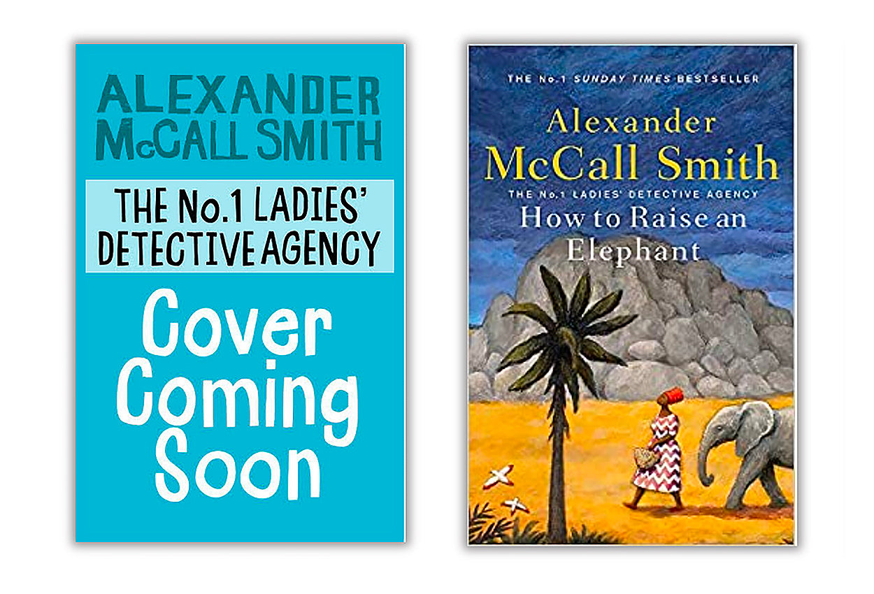 Safari Journal / Blog by Safari Fusion | The No.1 Ladies' Detective Agency book series by Alexander McCall Smith / Latest title