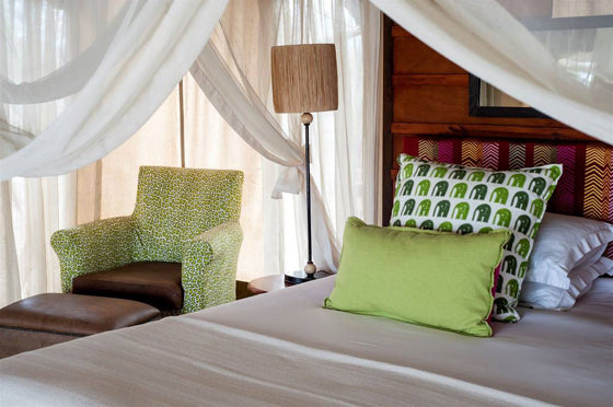 Safari Journal / Blog by Safari Fusion | Greenery | Tented Villa at Azura Selous Game Reserve, Tanzania