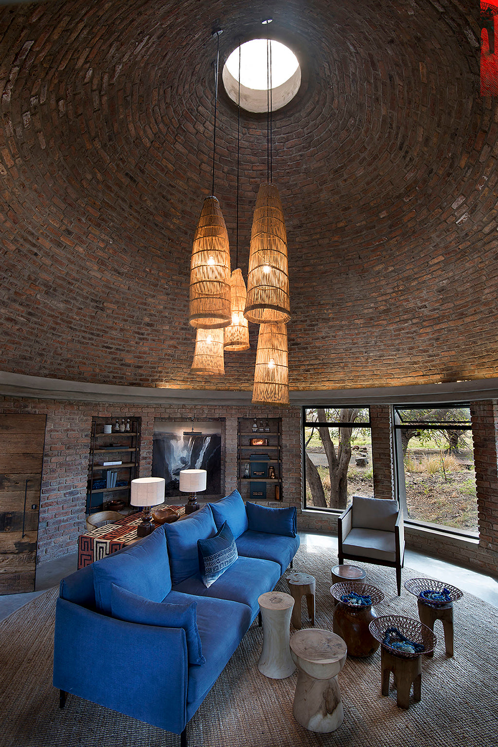 Safari Journal / Blog by Safari Fusion | Classic Blue | Pantone Color of the Year 2020 | Thorntree River Lodge, Zambia