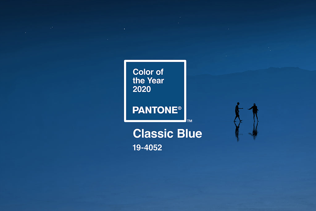 Safari Journal / Blog by Safari Fusion | Classic Blue | Pantone Color of the Year 2020