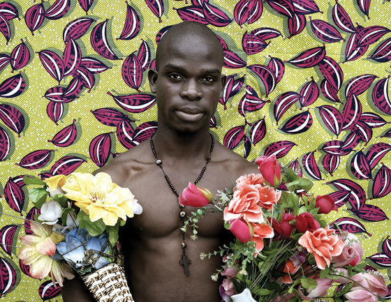 Safari Journal / Blog by Safari Fusion | Fashioning Black Identity | African culture through photography | Photographer Leonce Raphael Agbodjelou / Untitled Muscleman series