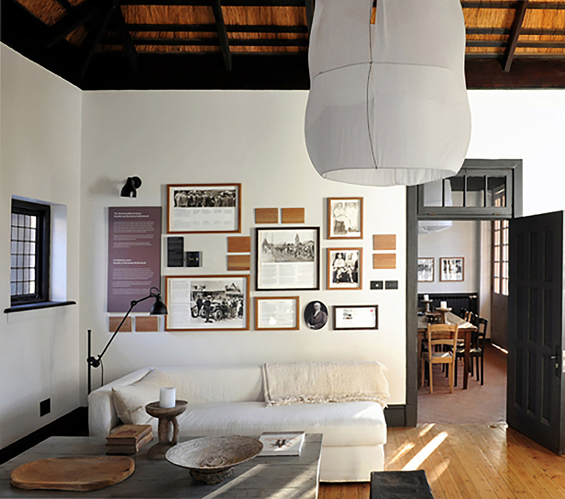 Safari Journal / Blog by Safari Fusion | Satyagraha House | Interior style and decor of Gandhi's South African residence