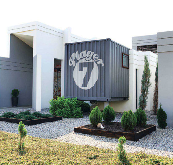 Ship it [part 1] | Reuse, recycle and upcycle is the mantra of this shipping container residence in Pretoria East, South Africa