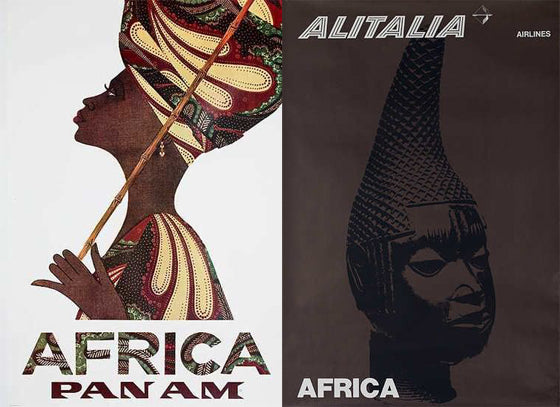 Safari Journal / Blog by Safari Fusion | Africa vintage travel posters | Colourful African artwork for the wall