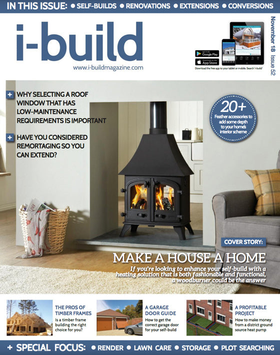i-build UK / Nov 2018 | | Seen In | Safari Fusion www.safarifusion.com.au