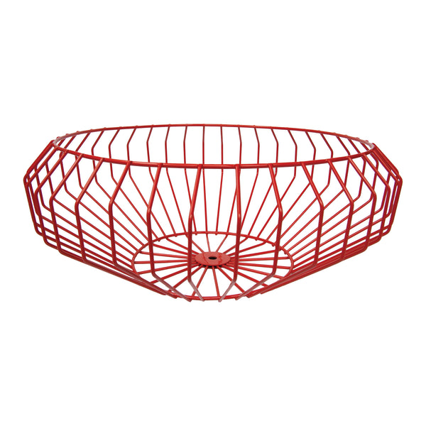 Cape Wire Bowl (red) by Safari Fusion www.safarifusion.com.au