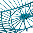 Cape Wire Bowl (turquoise) | Detail view