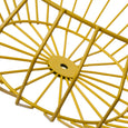Cape Wire Bowl (yellow) | Detail view