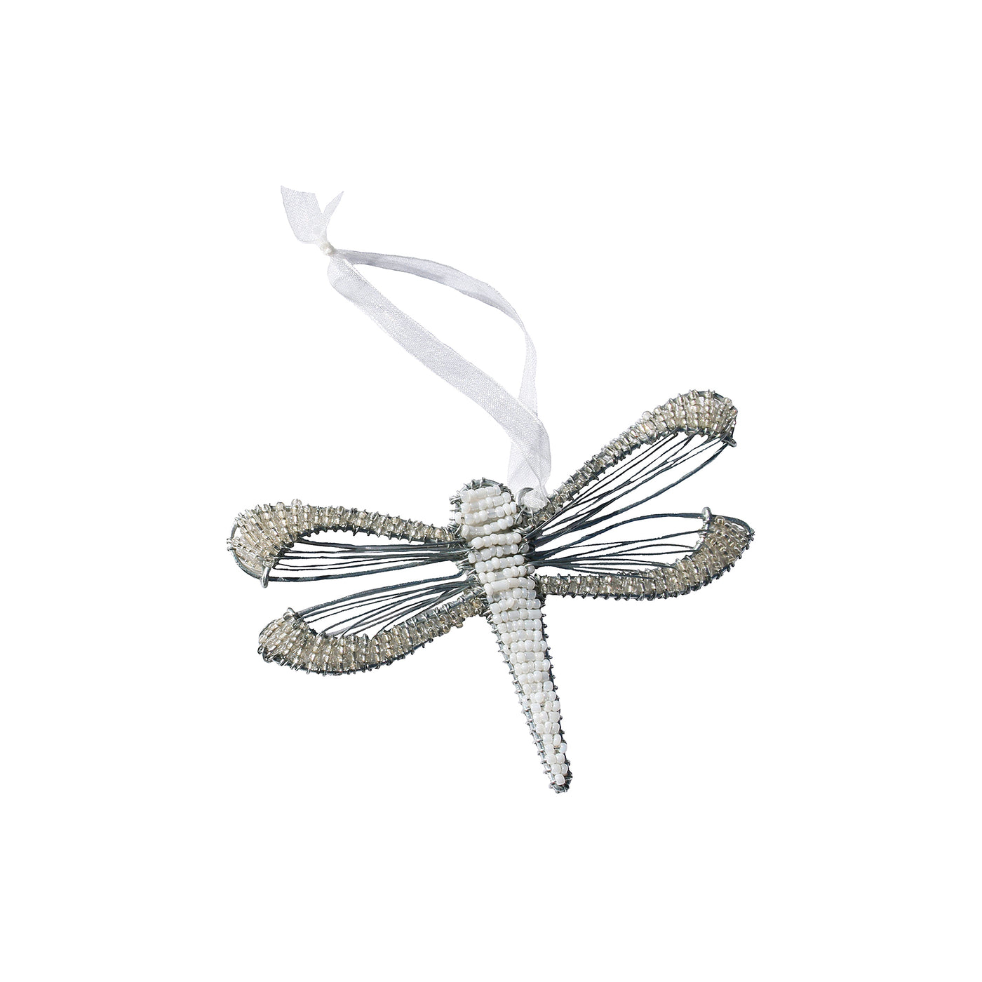Christmas Dragonfly decoration by Safari Fusion