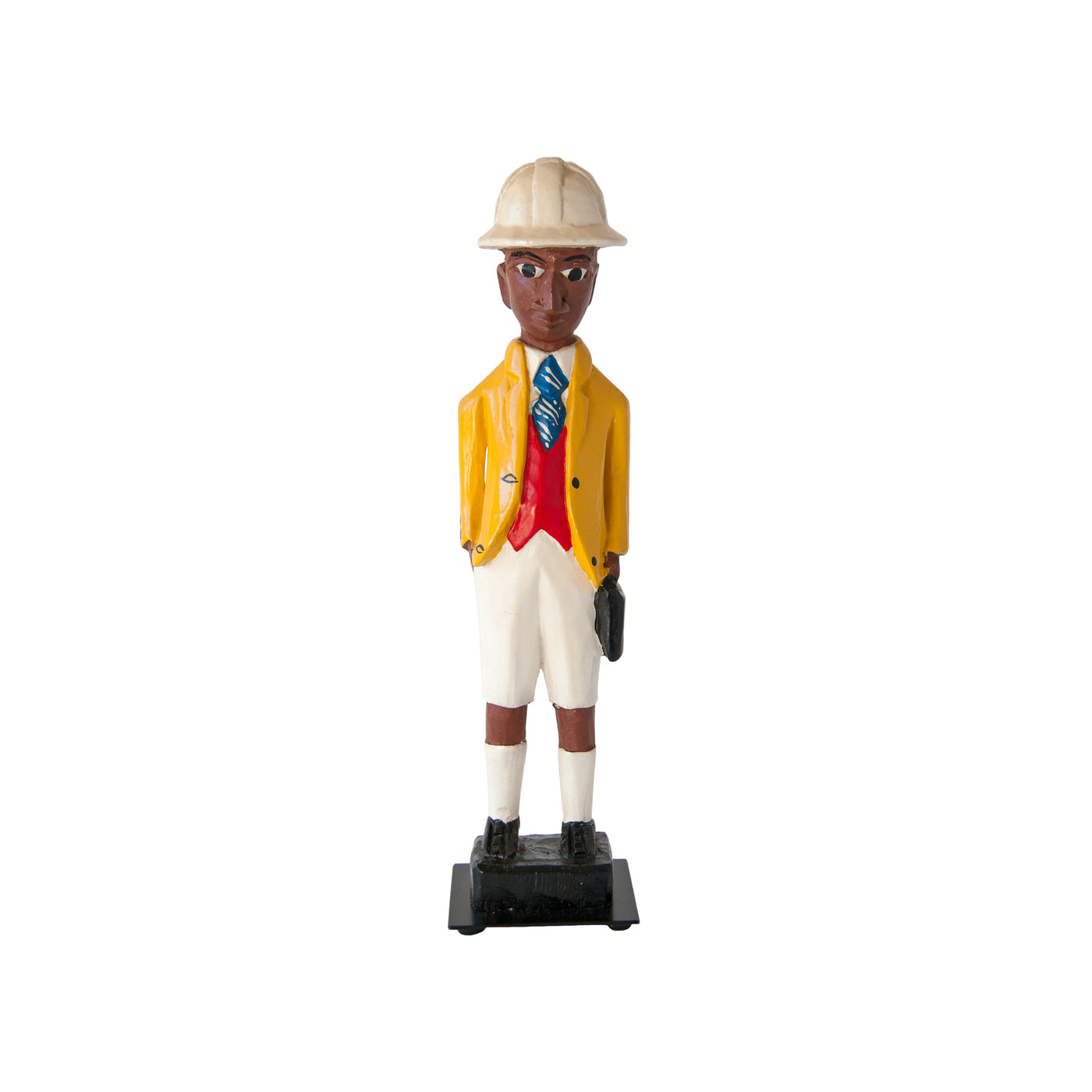 Colonial Man (30cm | yellow) by Safari Fusion www.safarifusion.com.au