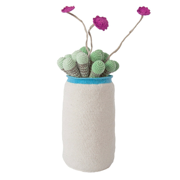 Crochet Cluster Cactus (extra large)