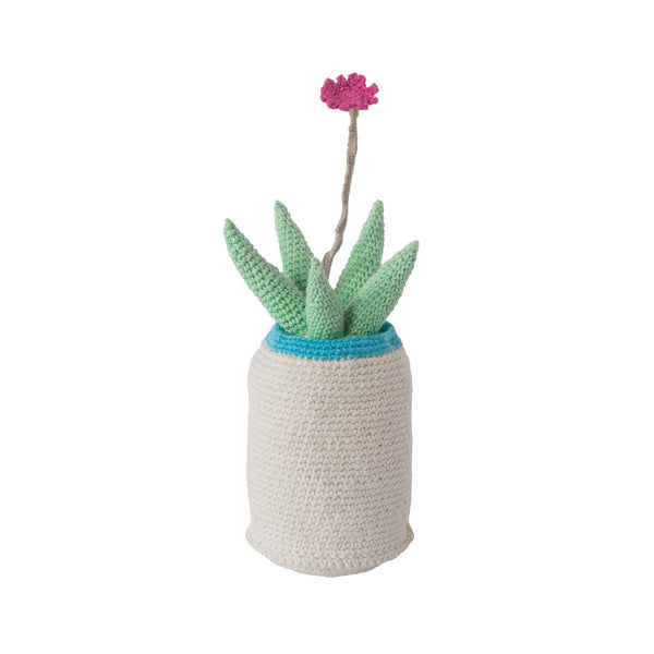 Crochet Spiky Cluster Cactus (medium) by Safari Fusion www.safarifusion.com.au
