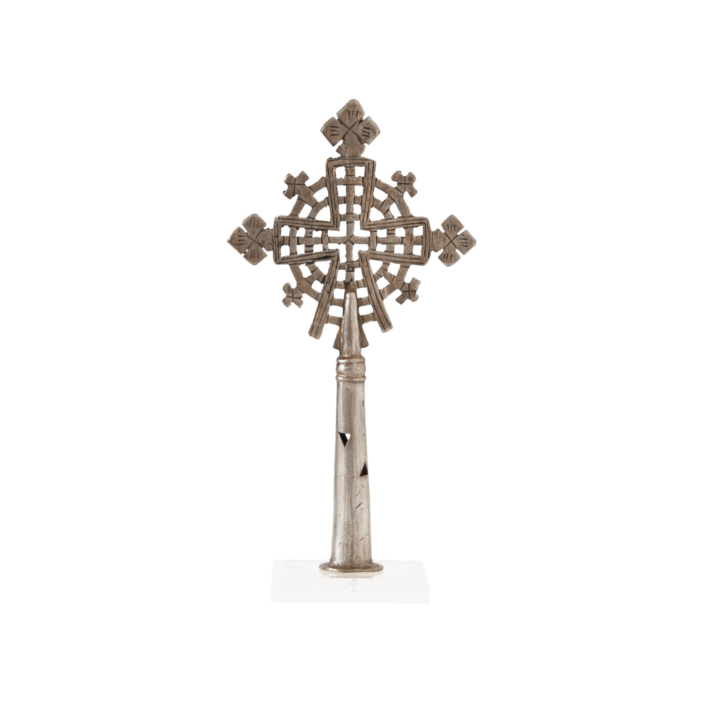 Ethiopian Coptic Cross (mini) by Safari Fusion www.safarifusion.com.au
