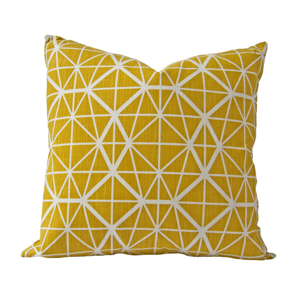 Facet Cushion by Safari Fusion www.safarifusion.com.au