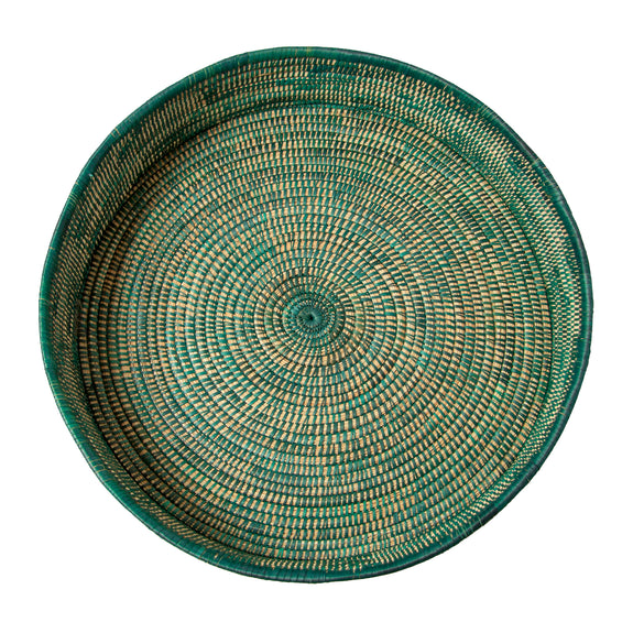 Malawi Basket (large | green) by Safari Fusion www.safarifusion.com.au