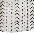 Mud Cloth Throw (arrow) | Detail
