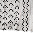Mud Cloth Throw (dots) | Detail