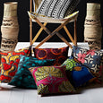 Afrique Cushions by Safari Fusion www.safarifusion.com.au