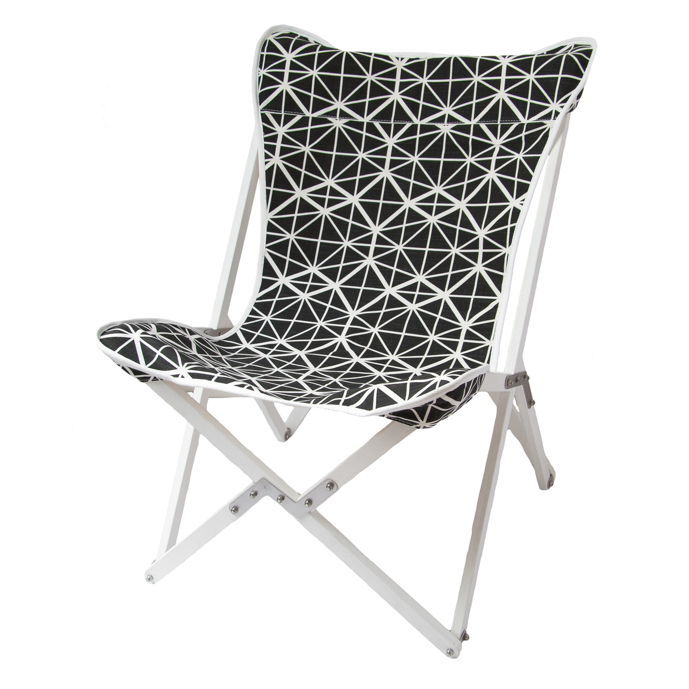 Tripolina Chair (facet) by Safari Fusion www.safarifusion.com.au