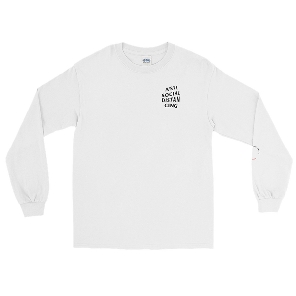 ANTI-SOCIAL DISTAN CING LONG SLEEVE