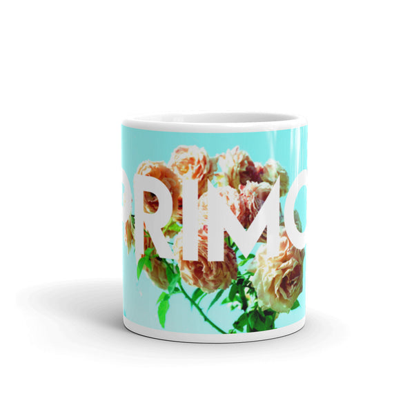 Primo Flowers Coffee Cup