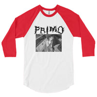 Primo False Metal baseball shirt