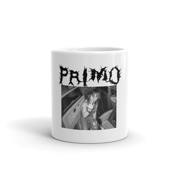 False Metal Primo Coffee Mug