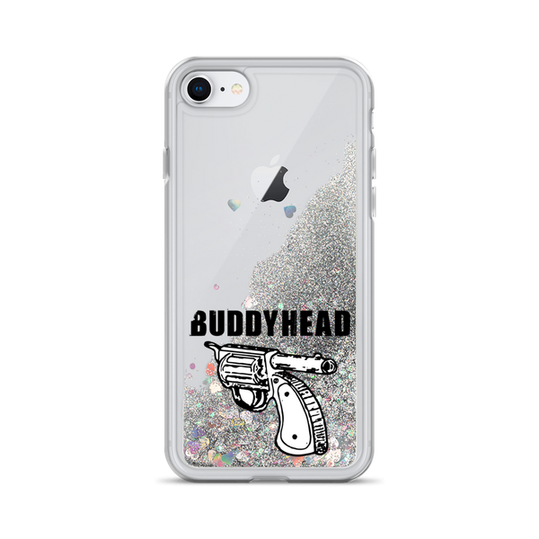 Buddyhead Backwards Gun iPhone case