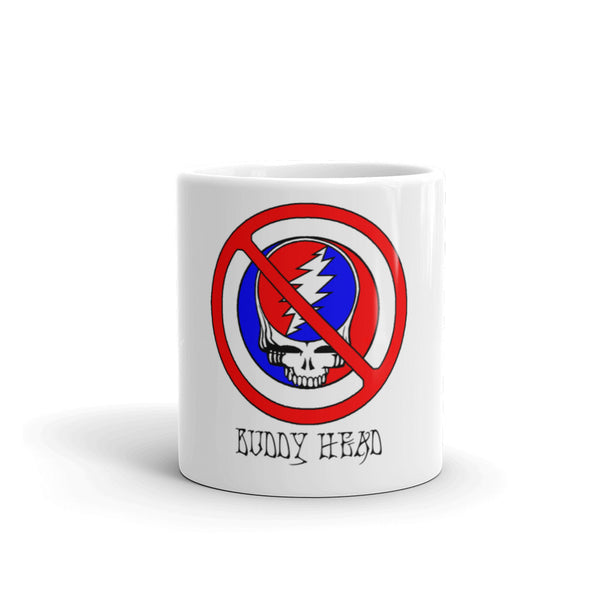 Buddyhead Anti Steal Your Face coffee mug