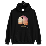 Stay Alive Palm hoodie by Travis Keller