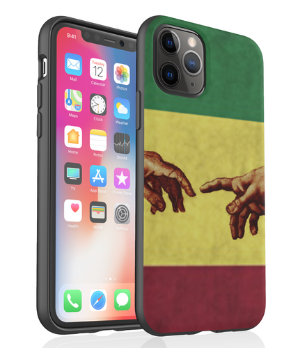 The Creation of Rasta - Phone Case