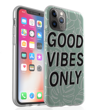 Load image into Gallery viewer, Good Vibes Only - Phone Case