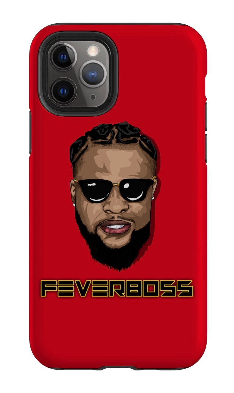 Feverboss (Matte) - Tough Phone Case