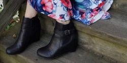 "Secret Celebrity Keyport Boots Reviewed on ""THE QUIRKY MOM NEXT DOOR"" Blog"