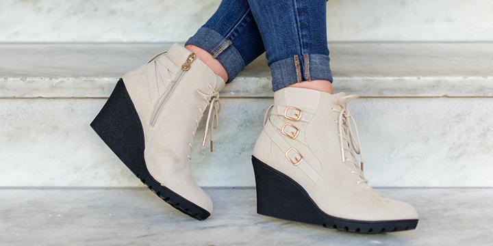 New Allura Booties a Hit With Tiffany Lacasse of Quirky Mom Next Door