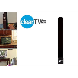 Clear TV: Cable TV (In Door Satellite Receiver)