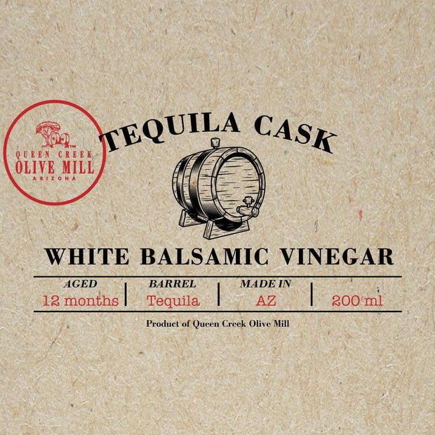 Tequila Cask White Balsamic Vinegar