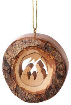 Olive Wood Ornaments