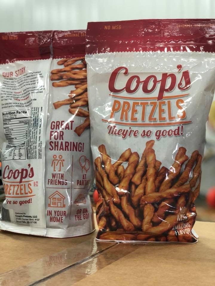Copy of Coop's Pretzels-16oz-3 pack