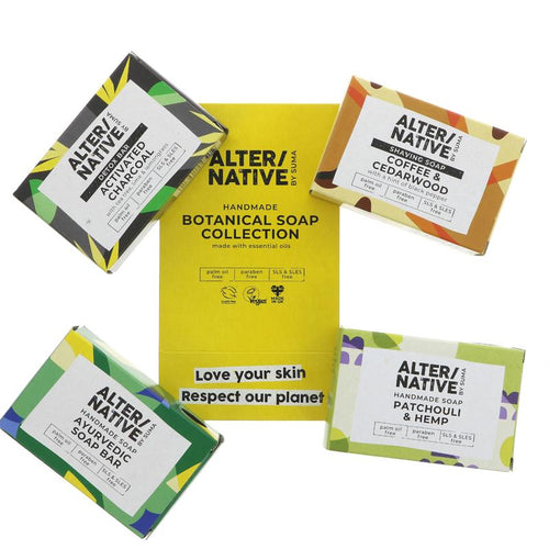 Alter/native Soap Gift Set - Botanic