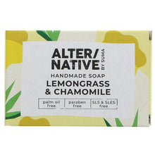 Lemongrass and Chamomile Soap
