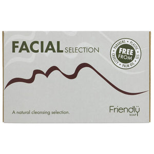 Friendly Soap Facial Selection x 480g