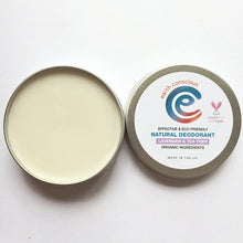 Natural Vegan Deodorant : Lavender and Tea Tree 60g