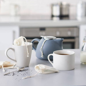Reusable Organic Tea Bags