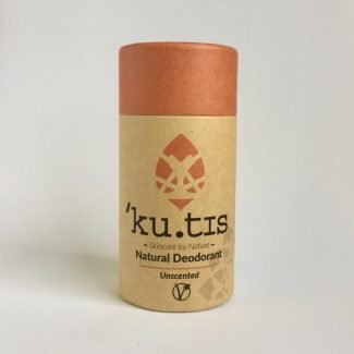 ku.tis Vegan Natural Deodorant Unscented