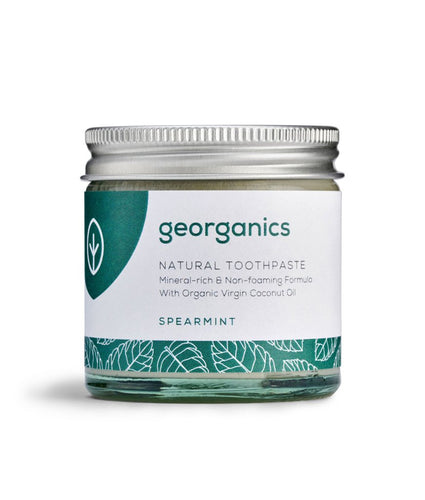 Georganics Natural Tooth Paste- Spearmint